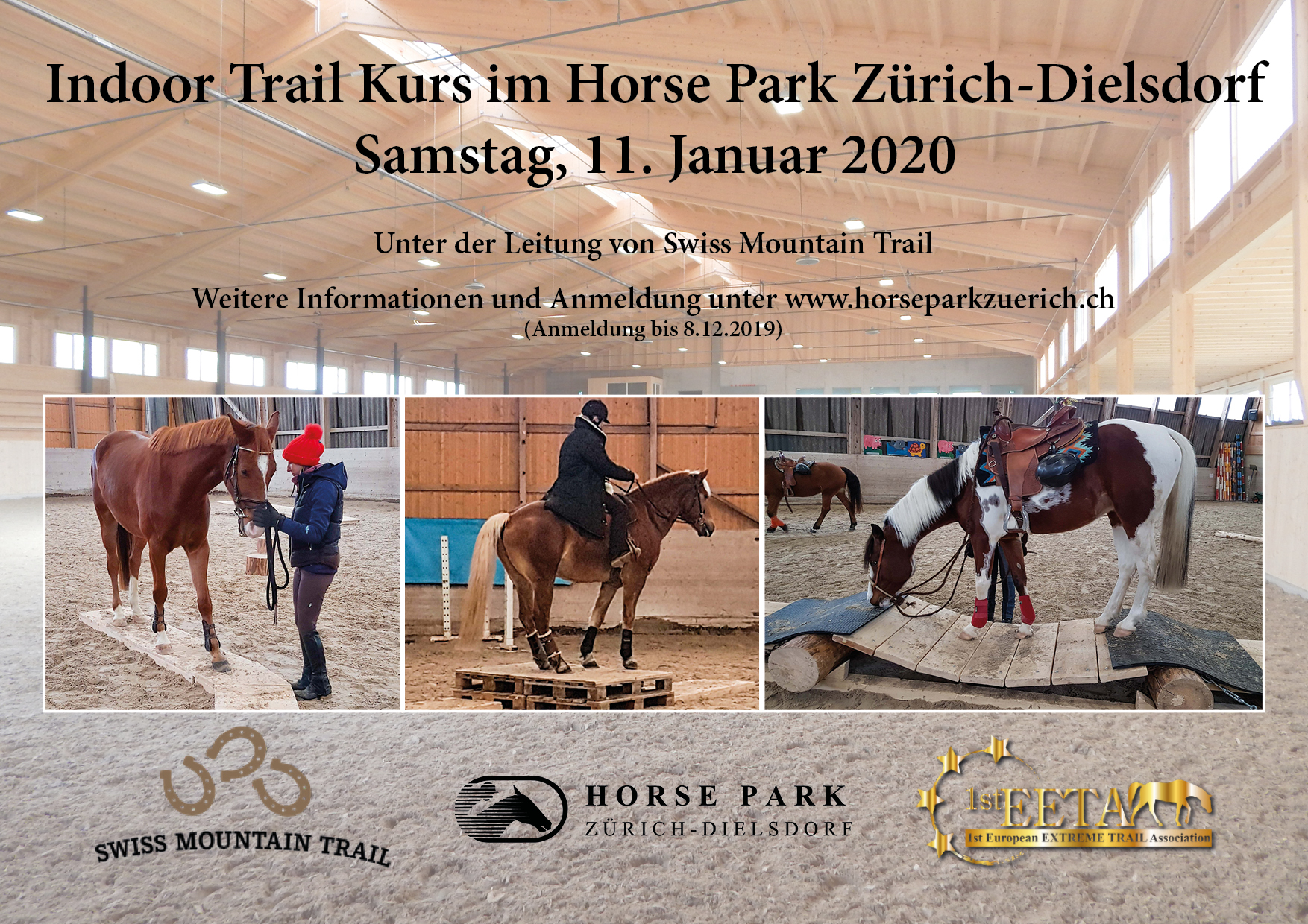 Indoor Trail Dielsdorf