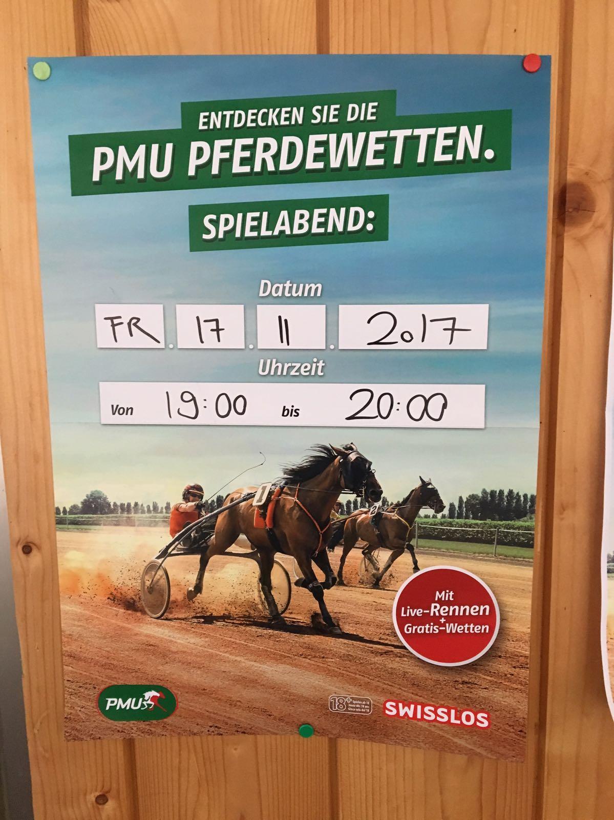 PMU Pferdewetten